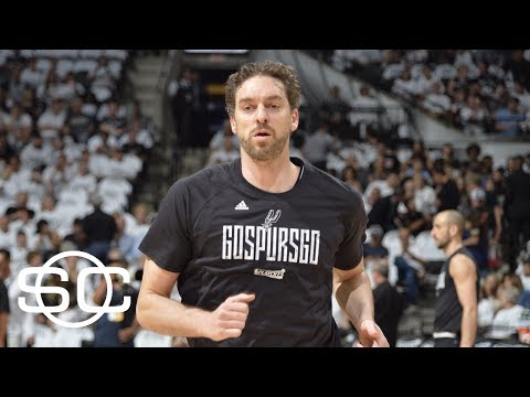 Pau Gasol Declines $16.2M Option Allowing Spurs To Pursue Big-Time Free Agent | SportsCenter | ESPN