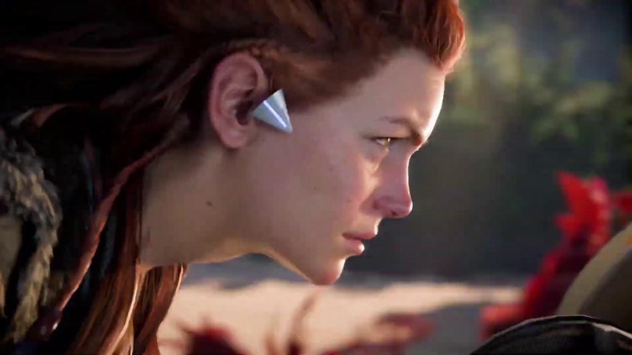 Horizon:Forbidden West Reveal Trailer|PS5 Reveal Event