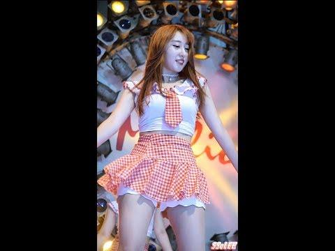 170721 댄스팀 해피니스 (레아, Happiness) - 너무너무너무 (아이오아이) @ 동대문 밀리오레 직캠 By SSoLEE