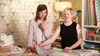 How to Make Patchwork Aprons