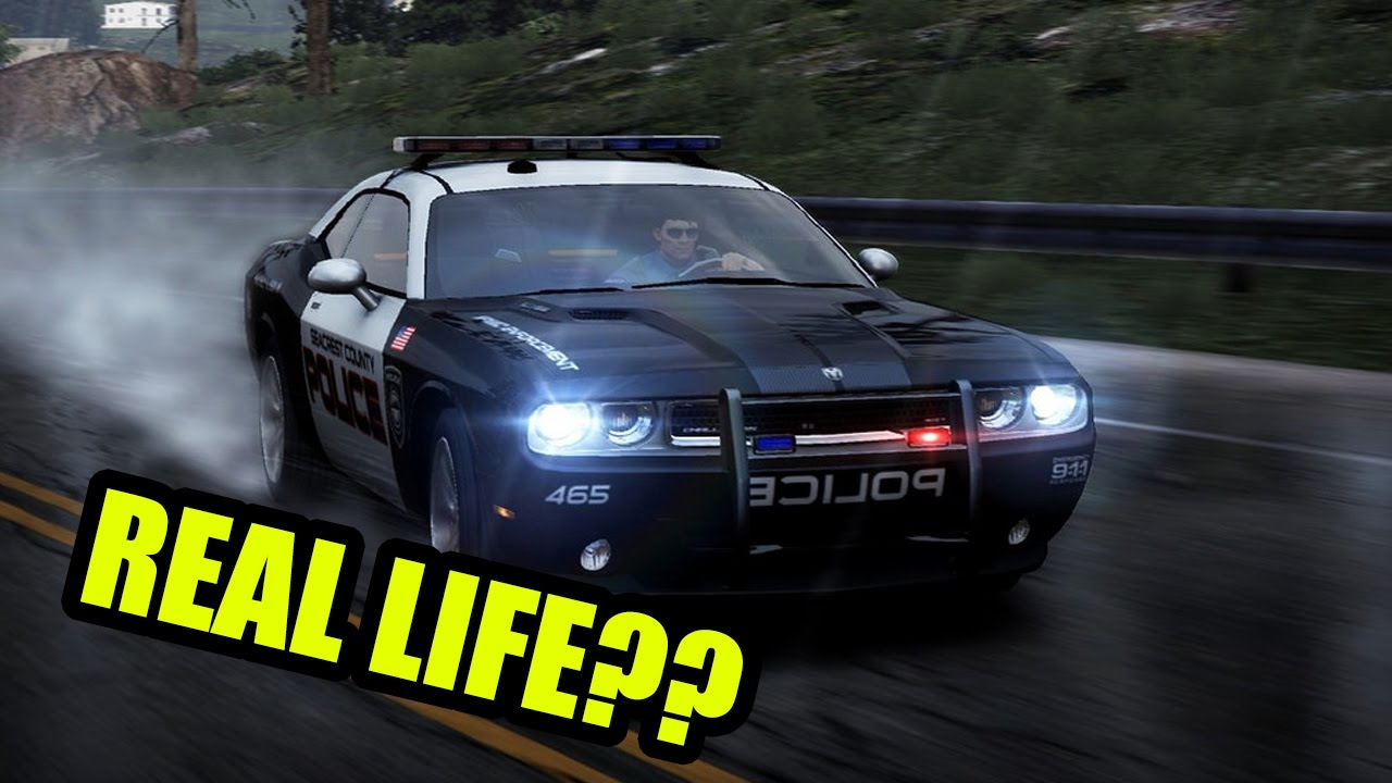 ARE POLICE GAMES REALISTIC?? - YouTube