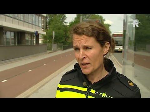 Meisje lastiggevallen in Schiedam