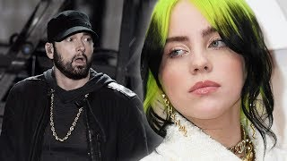 Download lagu Billie Eilish Reaction To Eminem Oscars Performance Goes Viral
