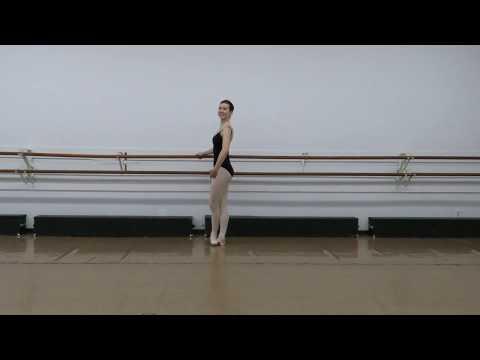 Melody Summer Williams-Tulsa Ballet Audition
