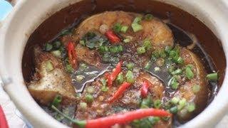Ca Kho To (vietnamese Braised Catfish In Claypot)