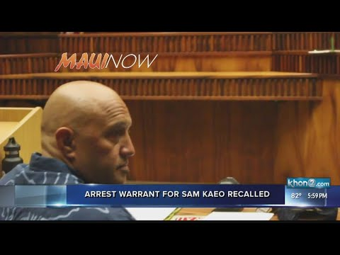 Recalled warrant sparks debate over use of Hawaiian language in court