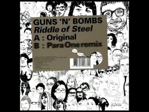 •· Guns N Bombs - Riddle Of Steel ·•