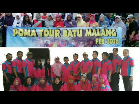 Erna Hernayati ~ Group Poma NeW - Serial Tour Kota Batu Malang