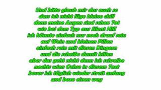Repeat youtube video Chakuza - ein verdammter song  lyrics