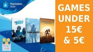 Φθηνά PS4 games κάτω των 15€ & 5€ στο PS Store   Προτάσεις Αγοράς