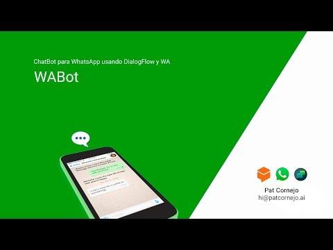 Crear Chatbot Para Whatsapp Usando DialogFlow