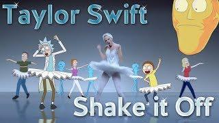 Taylor Swift - Shake it off (by HQG Studios -- Re-upload)