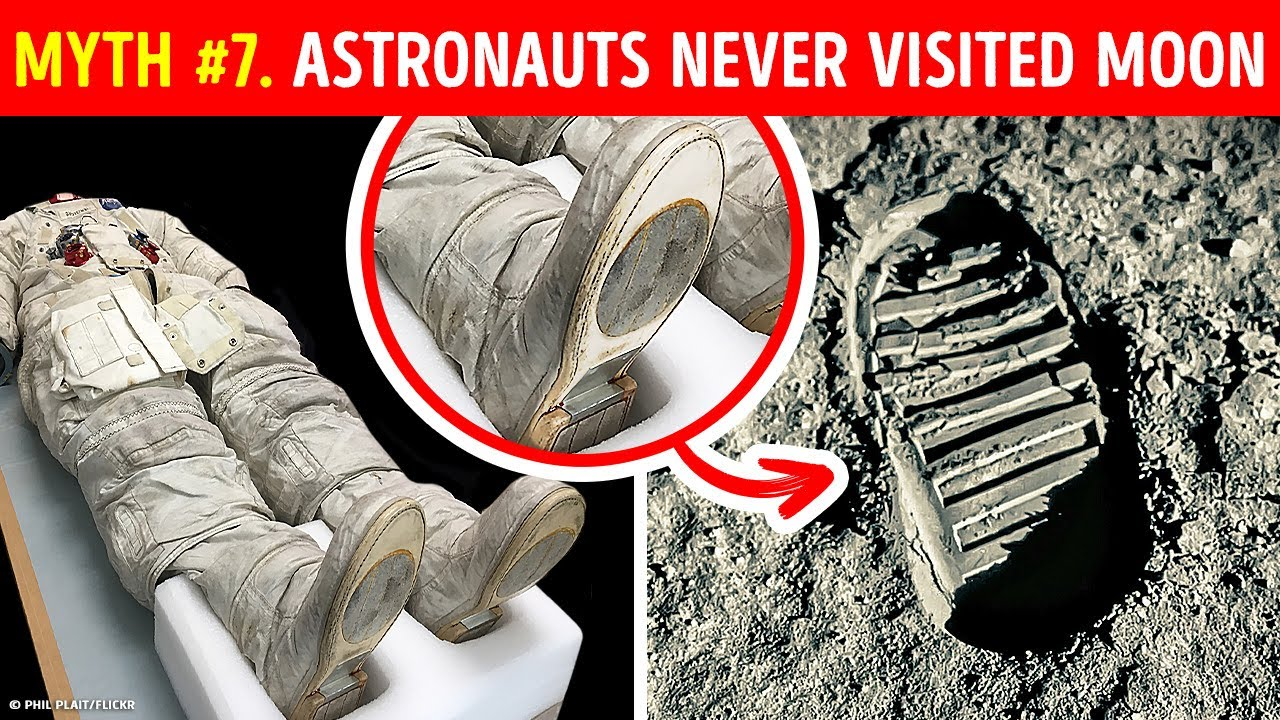 11 Space Myths People Keep Believing but You'll Know Better