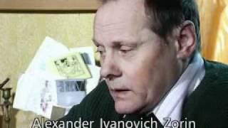 Asociación de Cooperadores del Opus Dei - Alexander Zorin, poeta ruso
