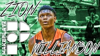 Zion williamson shows no mercy on the rims! official summer mixtape!