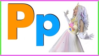 Letter P Song | abc song | Letters For Toddlers | Videos for Kids | Learn Phonics | Preschool