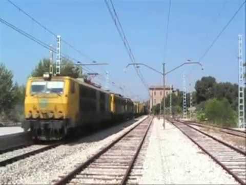 Trenes por Roda de Barà