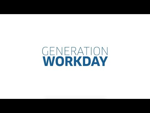 Generation Workday Programme – EMEA