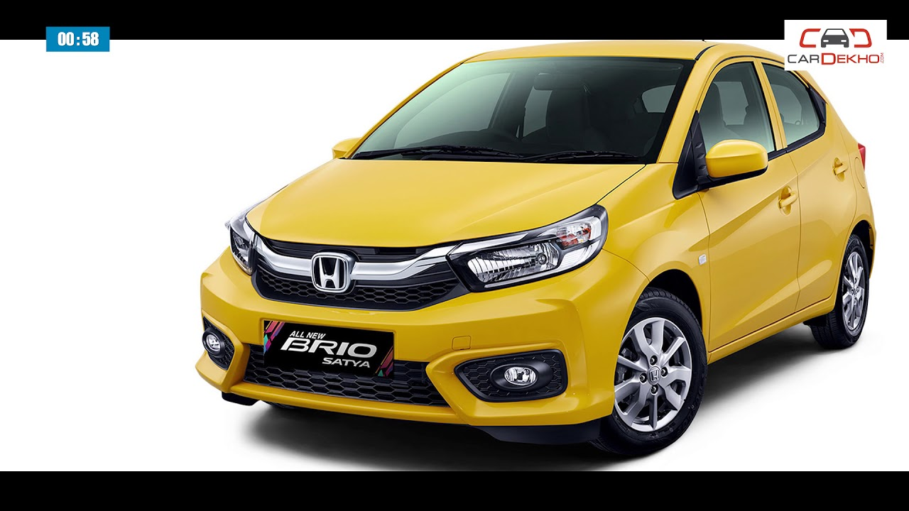 New Honda Brio 2019 Specs Features Price And More In2mins