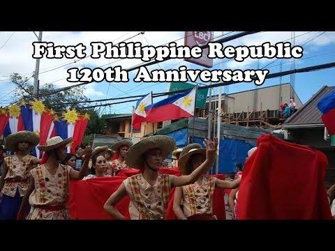 Fiesta Republica Malolos Bulacan 2019 - 120th Anniversary of the First Philippine Republic