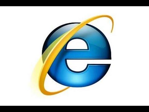 COMO REINICIAR EL INTERNET EXPLORER