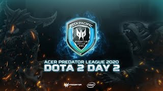 Acer Predator League 2020 Indonesia - Pro Team Qualifier (DOTA 2)
