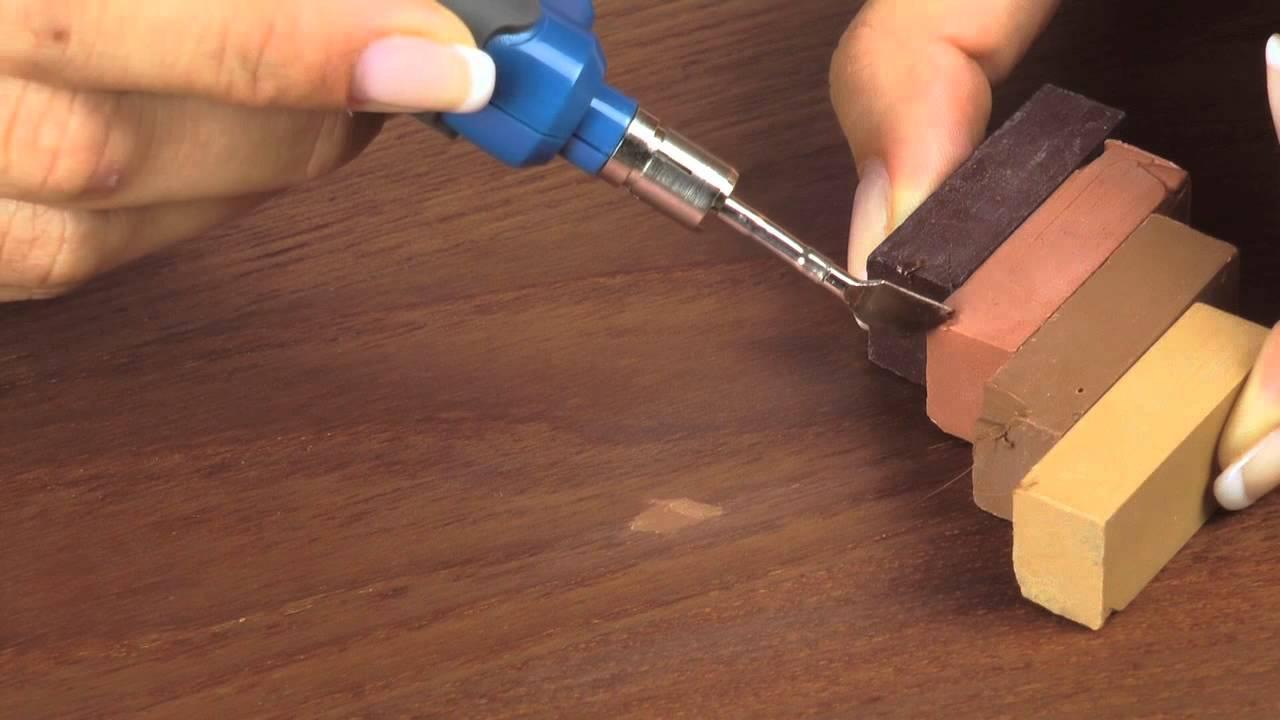 Picobello Reparatur-Sets für geöltes/gewachstes Holz DIY Reparatur ...