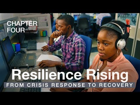 Resilience Rising: Supporting Disadvantaged Groups In Guinea, Liberia And Sierra Leone