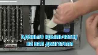 Замена злектродвигателя вентилятора холодильника LG (4681JB1029D) (21016)(, 2014-11-14T18:26:48.000Z)