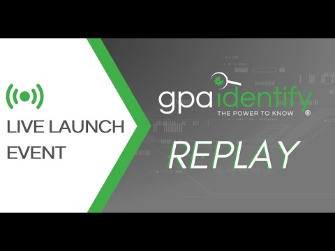 gpa-identify-live-launch-replay