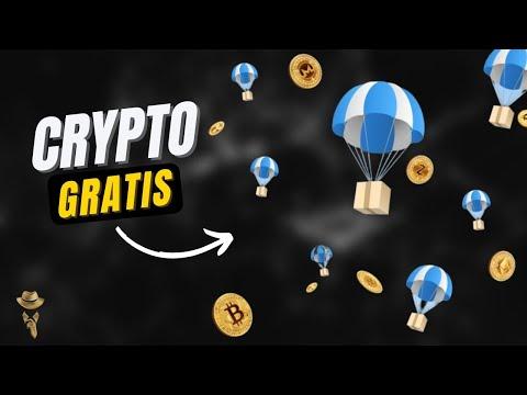 AirDrop sau cum putem obtine gratuit  monede crypto