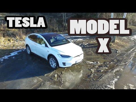 TESLA MODEL X 2017 | Prueba | Test | Review | en español