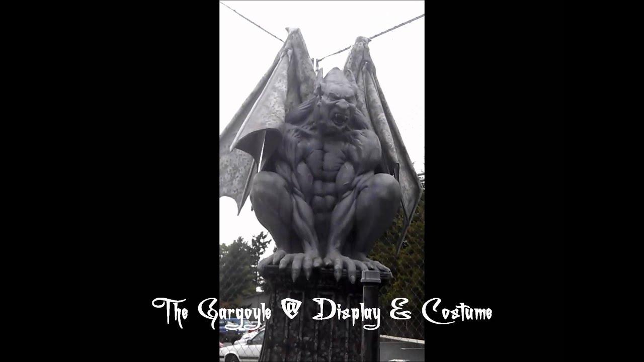 the famous display costume gargoyle