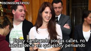Tired Of Singing The Blues - Lana Del Rey (Traducida al Español) Rare Song