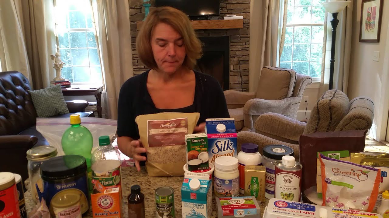 Using Alternative Ingredients For Grain Free Lc Recipes Youtube