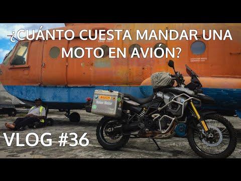Cu nto cuesta mandar una moto en avi n vlog 36 youtube for Cuanto cuesta pintar una moto