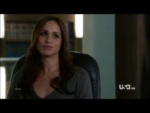 Suits - Mike and Rachel Scene 1.07