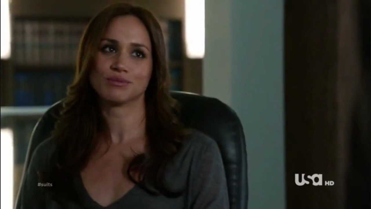"""Download Suits - Mike and Rachel Scene 1.07 """"I can cut it"""""""