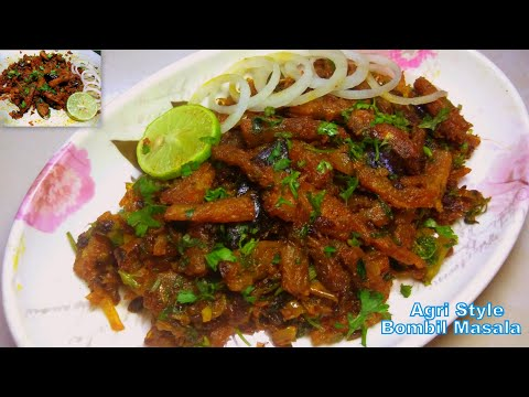 सुके बोंबील फ्राय | SUKE BOMBIL MASALA | सूके बोम्बील मसाला | Aagri Style | DRY BOMBAY DUCK MASALA