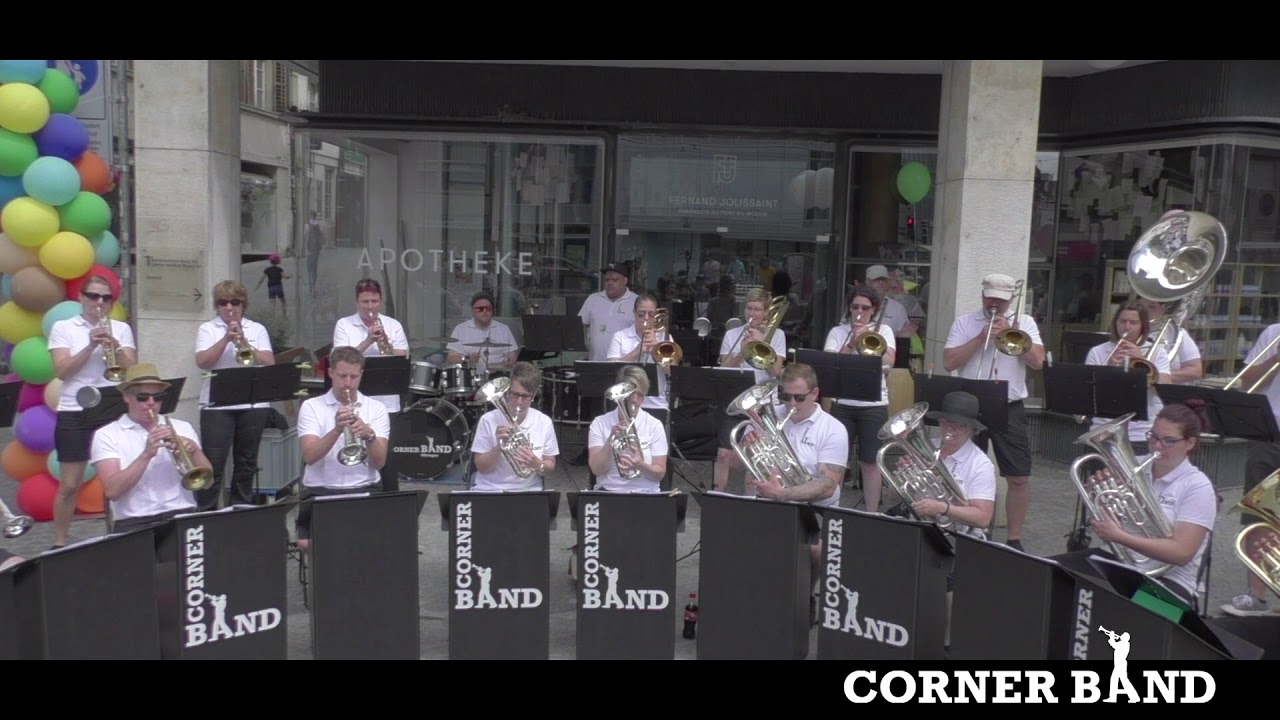 Corner Band  Oftringen - Stay the night