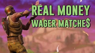 Fortnite Wager Matches | How to make Money Playing Fortnite!