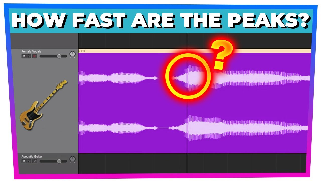 How Fast Are Transients? (Compression Secrets)