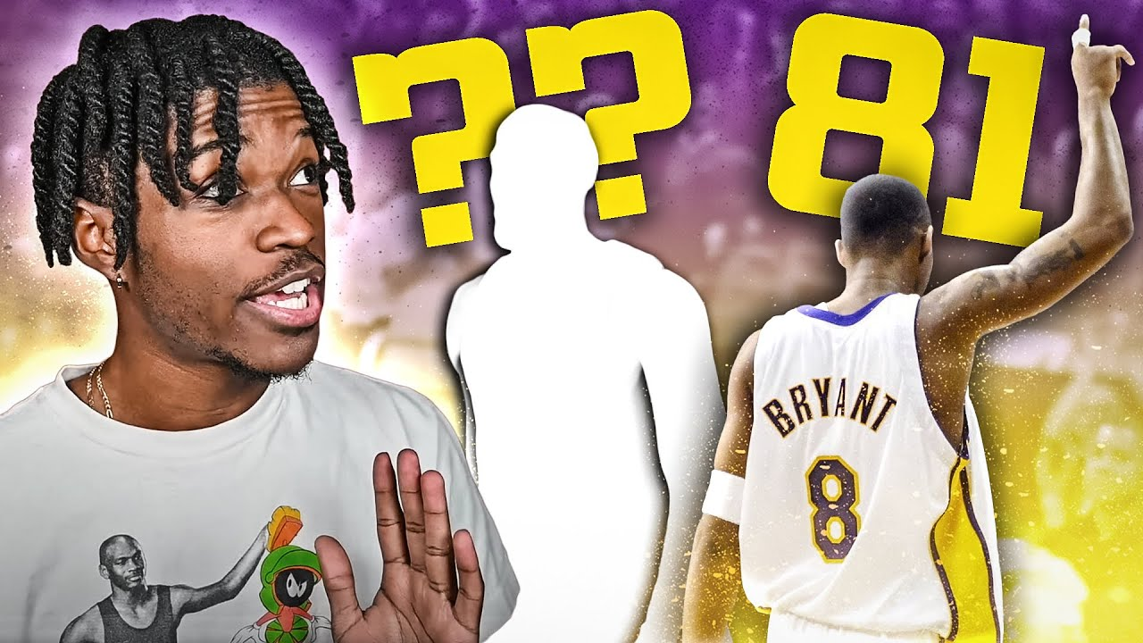the video ends when someone beats Kobe Bryant's 81 points in a game...