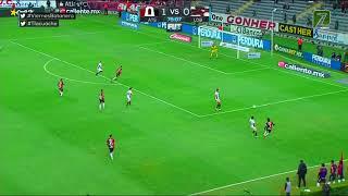 Gol de Facundo Barceló | Atlas 2 - 0 Lobos BUAP | Liga MX - Clausura 2019 - Liga MX - Jornada 4 |