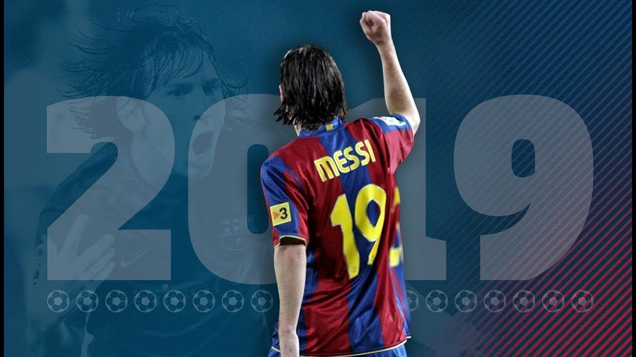 f70405dda72 Messi s 19 best goals with the number 19 shirt. FC Barcelona