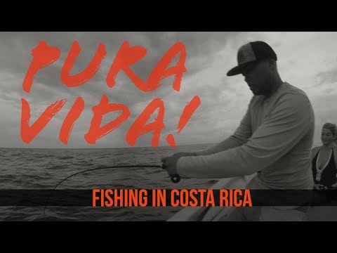Pura Vida Fishing In Costa Rica Part 1