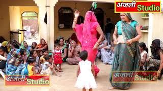 नेट💋साडी वाली😎💞भाभी का चली👰नेट की साडी💃जामे चूडा चमके गाने पर भाभी कादैहाती ठुमका डांस@देहाती राज
