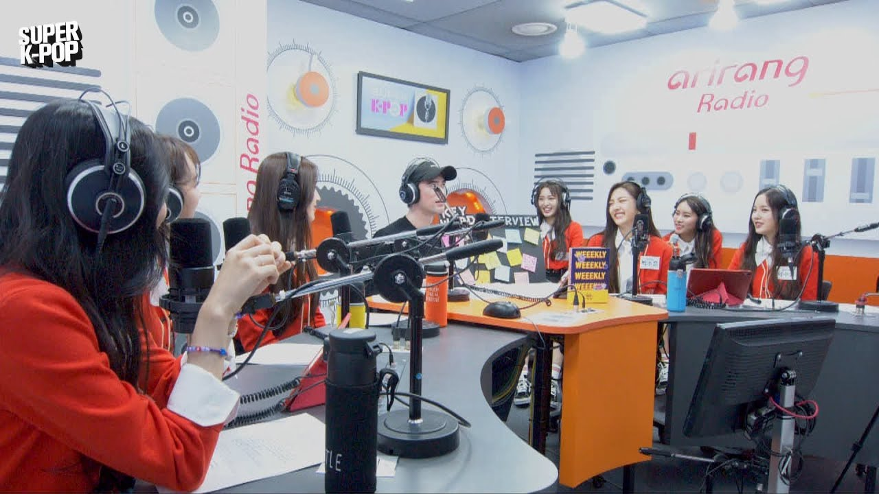 [Super K-Pop] Weeekly (위클리)'s Full Episode on Arirang Radio!