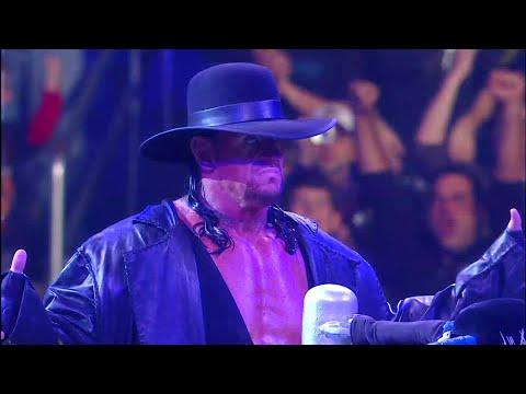 The Undertaker bids his final farewell at Survivor Series