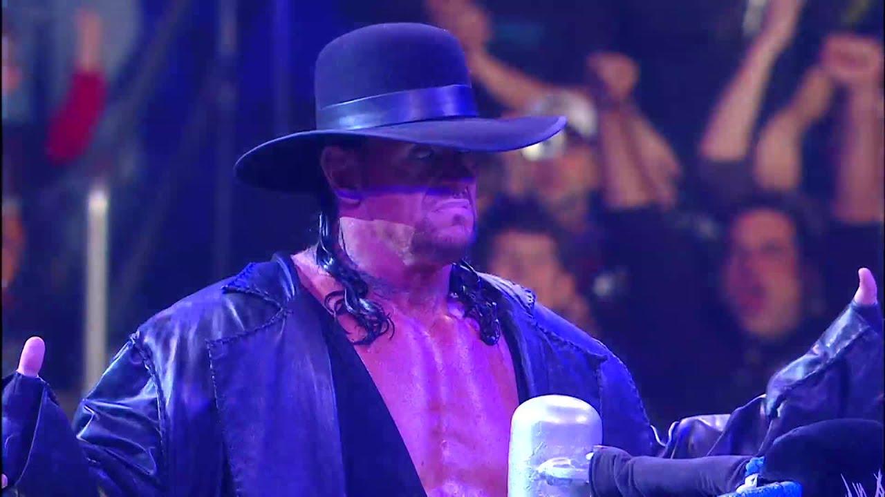Download The Undertaker bids his final farewell at Survivor Series